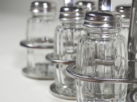 Menage, 2-teilig, Salz & Pfeffer