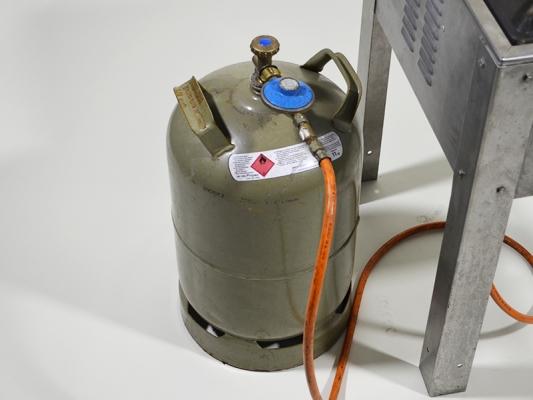 Gas-Flasche