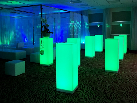 LED Licht-Säule