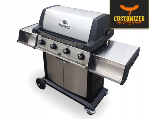 Barbeque-Gasgrill Sovereign XL von Broil King