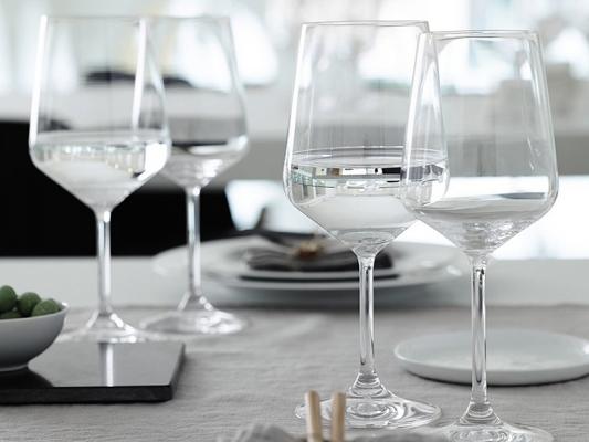 Weissweinglas Style