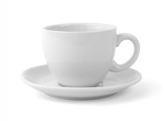 Kaffee-/ Cappuccinotasse 0,2 l mit Untertasse