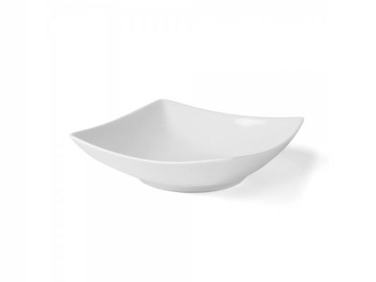 Porzellan Schale Bowl 19 x 19 cm Fine Dining