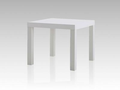 Lounge Tisch weiß