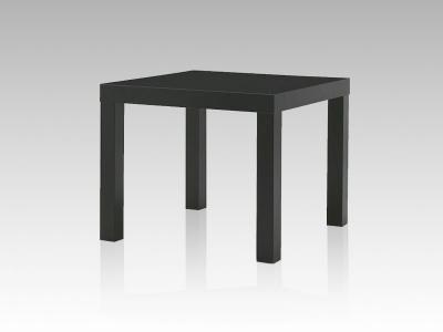 Lounge Tisch schwarz