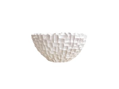 Designervase Nordic flach