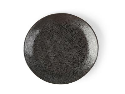 """Porzellan Teller flach Ø 27 cm """"Carbon"""""""